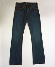 EVISU spijkerbroek 28 blauw NIEUW+LABELS