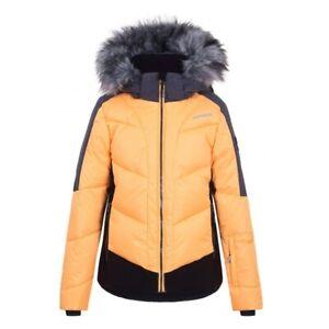 Icepeak Leal Jr, veste de ski pour filles.