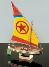 "Genuine, brand new wooden model ship kit by Corel: the ""Paranza"""