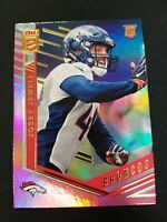 2018 Donruss Elite PINKJosey Jewell Rookies Denver Broncos RC Rookie Card
