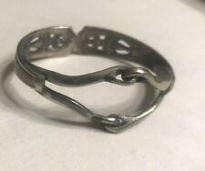 Silver Spoon Bracelet Beautiful Unique Vintage