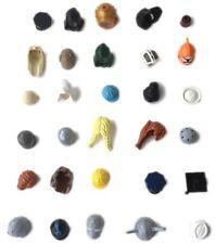 LEGO® 30 Kopfbedeckungen Star Wars Harry Potter Collectible Minifigures uvm.
