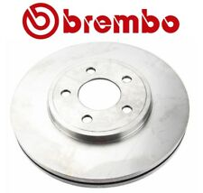 NEW For Ford Front Left or Right Brake Disc Rotor Vented 305mm 5 Lug Coat Brembo
