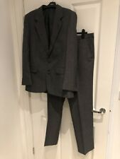 Chatsworth Pin Striped Grey Two Peice Suit Size 40