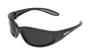Hercules UNBREAKABLE Safety Sunglasses-SUPER DARK Lenses-NO BROKEN GLASSES!! New