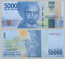 Indonesien / Indonesia 50000 Rupiah 2016 Nationalhelden unz.