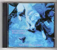 (GY372) Alan Eaglesham & Freeloader, Turn Of The Century - 1999 CD