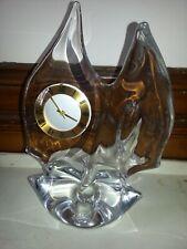 Horloge signée de SCHNEIDER le verre français