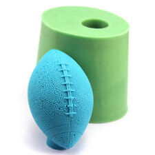 Nicole Rugby Silicone Candle Mold Handmade Decorating Craft Silicon Soap Molds