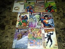 Action 720 721 722 723 724 725 726 727 728 729 NM/M to NM 9.8 to 9.4 Superman