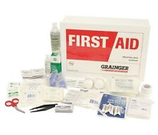 First Aid Products First Aid Kit Plastic Case 26-50 Ppl Z019832