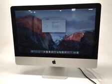 "Apple iMac A1311 21.5"" C2D 3GHz 500GB HDD 4GB RAM 256MB GPU *Tested & Working*"