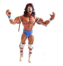 "WWF WWE TNA Wrestling CLASSIC ULIMATE WARRIOR 6"" Mattel series figure RARE"