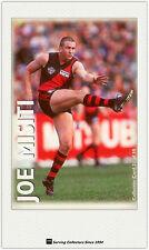 1996 Optus Vision AFL Card #21 Joe Misiti (Essendon)
