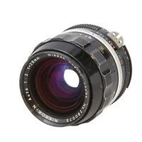 Nikon Nikkor 28mm F/2 AI Manual Focus Lens Wide-Angle {52} UG