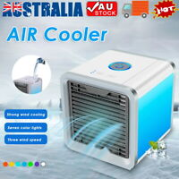 NEW USB Portable Mini Air Conditioner Cool Cooling For Bedroom Desk Cooler Fan