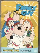 FAMILY GUY VOLUME ONE SEASONS 1 & 2 (4 DISC DVD) DISCS ONLY NO CASE NO ART EXCE