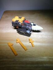 Nosecone Computron 100% Complete 1987 G1 Transformers vintage original minty!