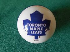 NEW! NHL Toronto Maple Leafs Collector Blue Pool / Billiard Cue Bal