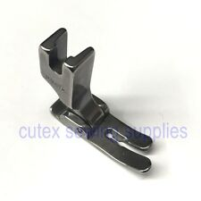 Fine Knit Fabric Sewing Hinged Presser Foot With Extended Heel #P351K