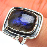 Labradorite 925 Sterling Silver Ring Size 7 Ana Co Jewelry R44865F
