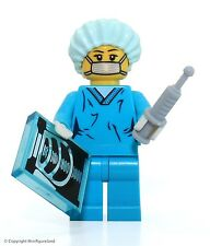 LEGO Collectible MiniFigure: Series 6: #11 - Surgeon (Sealed Pack!)