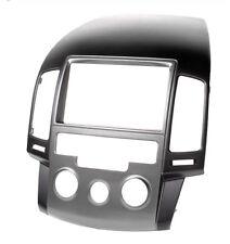 CARAV 11-141 Autoradio Radioblende fascia plate panel für Hyundai i30 doppel DIN