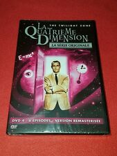 DVD La Quatrième Dimension (6 épisodes) Volume 4