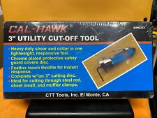 "Cal-Hawk 3"" Utility Cut-Off Tool Brand New In Box Air Tool"