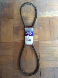 Accessory Drive Belt-High Capacity V-Belt Standard CARQUEST 9580