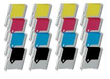 16 x Tinte für Brother MFC-240c MFC-660cn MFC-845cw wie LC-1000 Set mit CHIP !