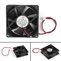 DC Brushless Ventilateur de Refroidissement 24V 8025s 80x80x25mm 0.15A 2Pin New