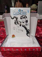 Archie 1CC Jae Lee B&W Variant Signed & Remarked Ken Haeser Sealed NM/M