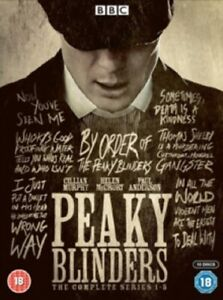 Peaky Blinders The Complete Series 1 2 3 4 5 Season 1 - 5 Collection New DVD