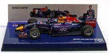 1:43 Minichamps Red Bull Racing RB10 Vettel 2014