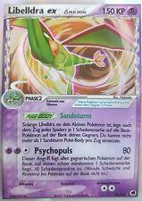 Libelldra ex - EX Dragon Fontiers 92/101 - DE NM Pokemon