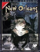 Secrets of New Orleans: A 1920s Sourcebook to the Crescent City (Paperback or So