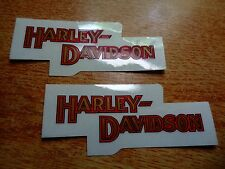 Harley Davidson Motorcycle Window Decal Factory Dealership Sticker Emblem Badge