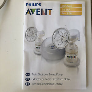 Philips Avent Twin Electronic Breast Pump