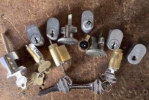 Lot 119. Various Locks Cylinders . Locksport