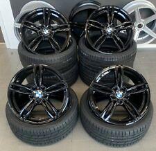 18 Zoll Damina DM03 Alu Felgen 5x112 et30 schwarz glänzend für BMW G20 G31 G30