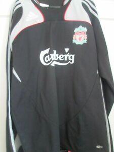 "2007-2009 Liverpool Football Sweatshirt Size 46-48"" /21753"