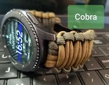 Samsung Galaxy Smart watches Paracord Watch Band Standard