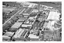pt9196 - Doncaster - Peglers Factory from the air - photograph