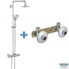 GROHE 27296 001 Euphoria System 180 Bar Shower incl. Fixing Bracket 18153 000