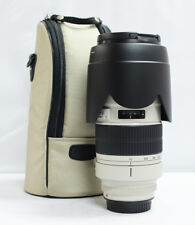 Canon EF 70-200mm f/2.8 L USM Lens + Pouch