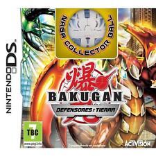 Nintendo DS Region Bakugan defensores de la tierra