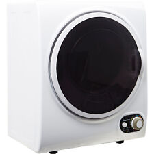 New ListingMagic Chef 1.5 cu. ft. Countertop Electric Compact Dryer Dorm Rv Clothes Drying
