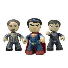 "Mezco 2013 DC Superman Jor-EL General Zod 2"" Man Steel Vinyl Figure MINI Mez-Itz"
