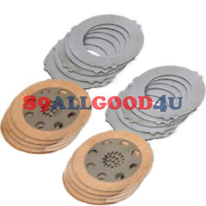 10X 450/10224 12X 450/10226 Brake Friction Counter Plates For JCB